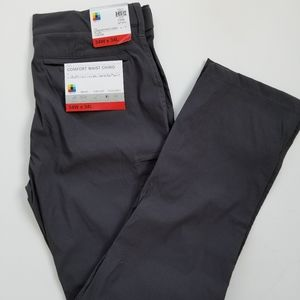 NWT 34x34 UB Tech Class Fit Charcoal Chino Pants